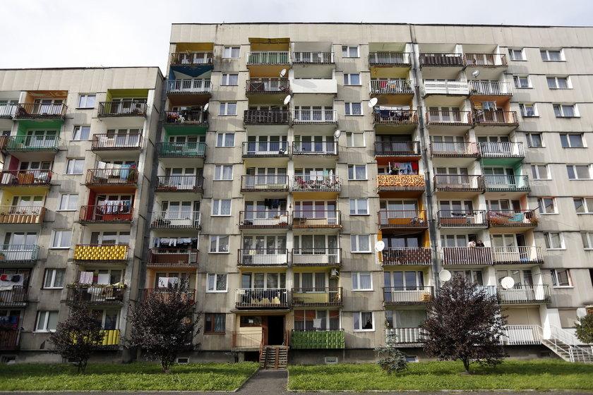 Blok przy ul. Dębskiego