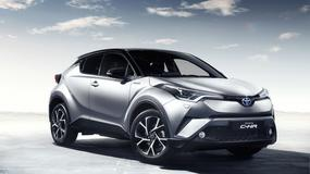 Toyota C-HR w sprzedaży - znamy ceny