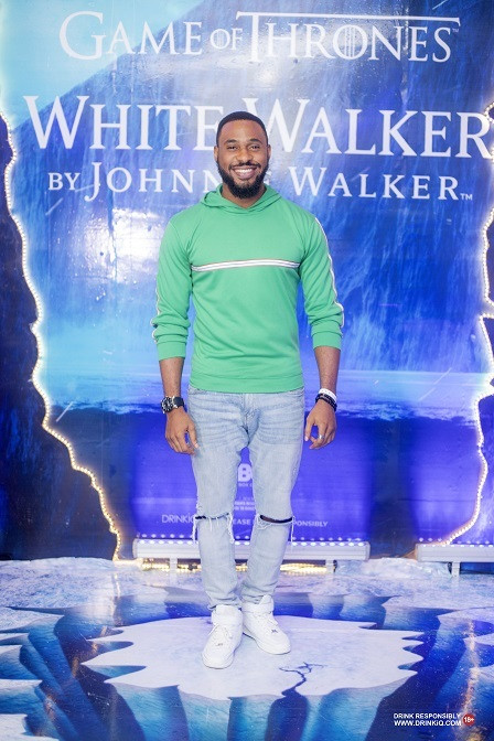 GOT finale: Die-hard fans in Lagos, Abuja won't forget White Walker by Johnnie Walker in a hurry