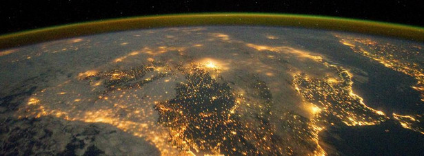 Półwysep Iberyjski Fot. dzięki uprzejmości NASA / JPL-Caltech