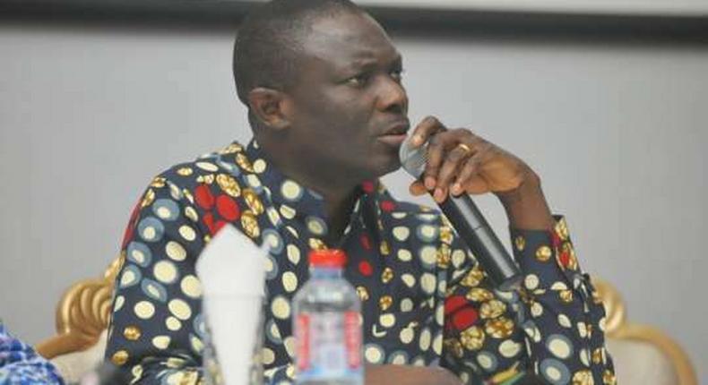 Ghana's Deputy of Finance Minister, Kwaku Kwarteng