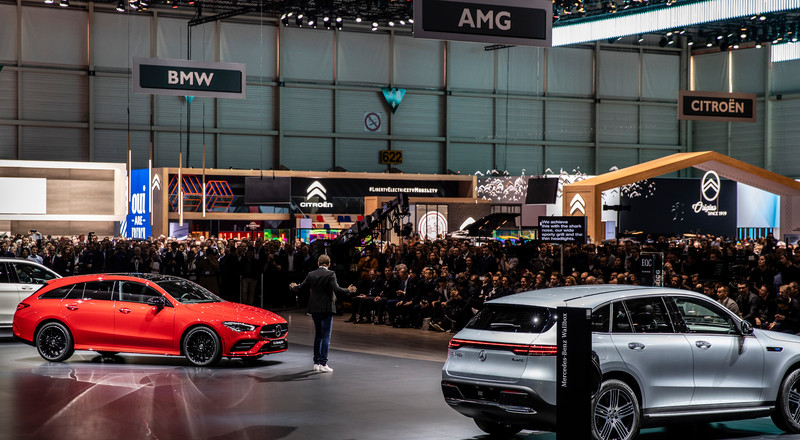 Geneva International Motor Show canceled amid coronavirus fears, bans on Swiss gatherings of more than 1,000 people