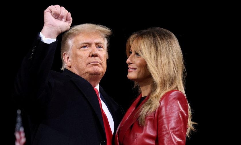 Demokraci oskarżają Trumpa o podżeganie do buntu. Chodzi o zamieszki na Kapitolu