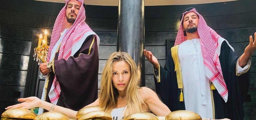 """Afera wokół """"Dziewczyn z Dubaju"""". Doda nie może dokończyć prac nad filmem. Oskarża Emila Stępnia: czuję się wykorzystana"""