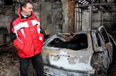 Izgoreo službeni automobil