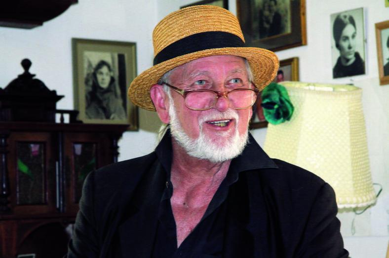 Jerzy Antkowiak, fot. Wydawnictwo Bukowy Las