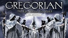 Gregorian na trzech koncertach w Polsce