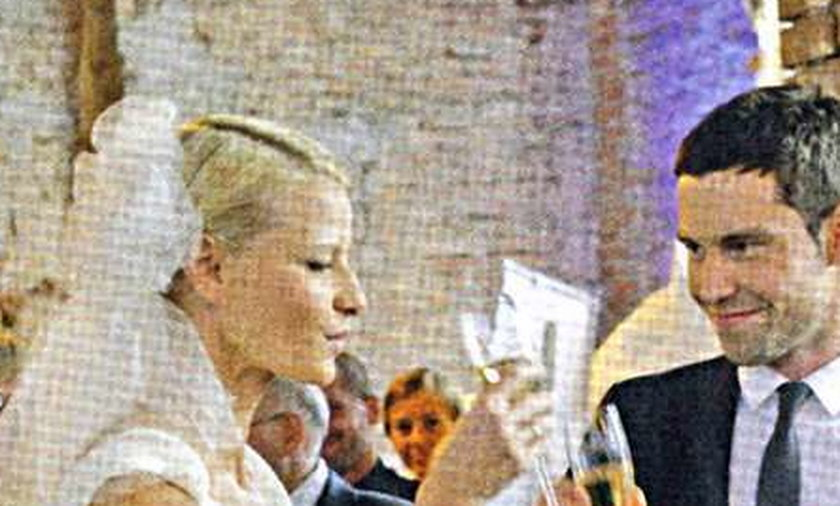 Ślubna sesja Kożuchowskiej. Zdjęcia!