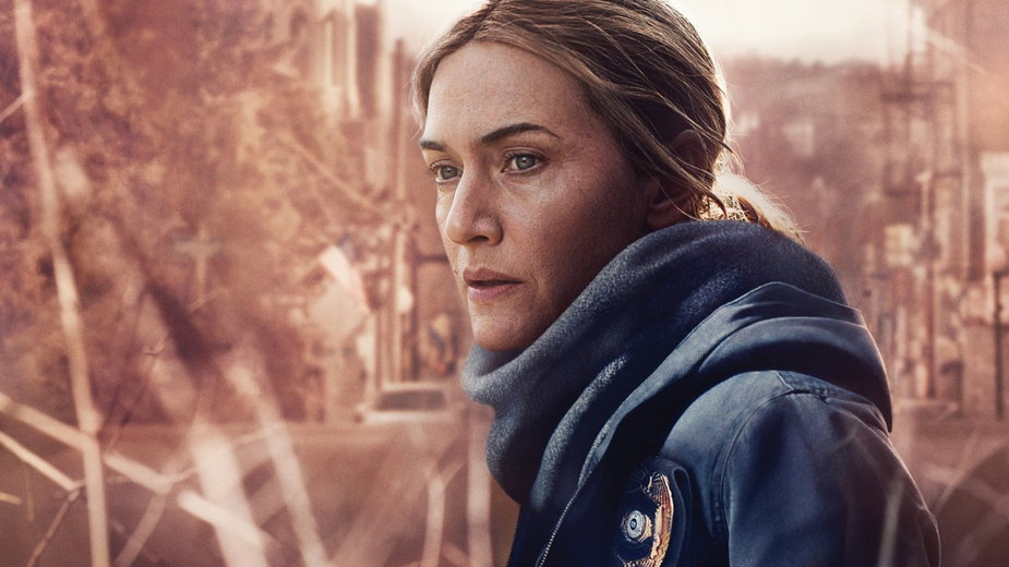 """Kate Winslet w filmie """"Mare z Easttown"""""""