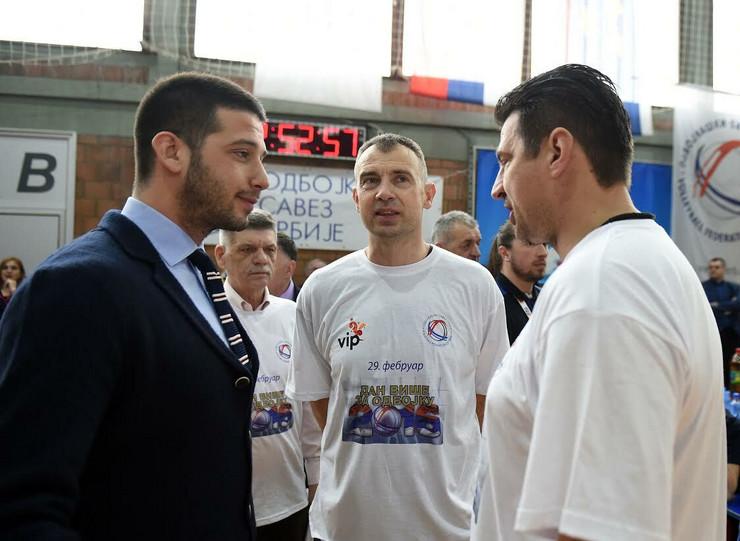 Vanja Udovičić, Nikola Grbić, Vladimir Grbić