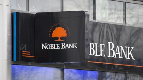 Getin Noble Bank ze stratą, ale liczy na otarcie banku hipotecznego