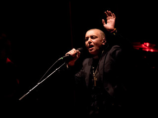Sinead O'Connor Performs in Toronto