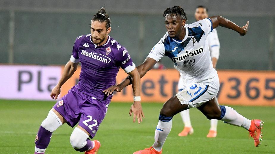 Fiorentina ACF - Atalanta Bergamo