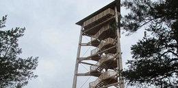 Miłosne igraszki na wieży widokowej. Wyciekły nagrania!