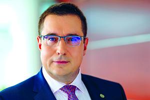 Rafał Kiliński, prezes TUW PZUW