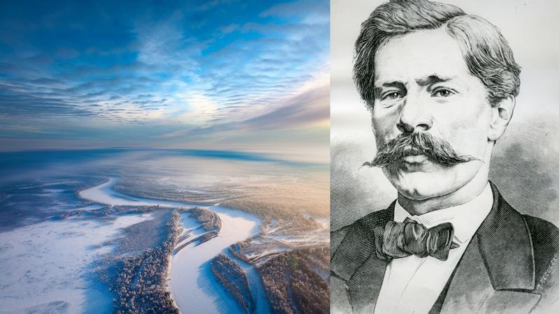Aleksander Czekanowski na Syberii