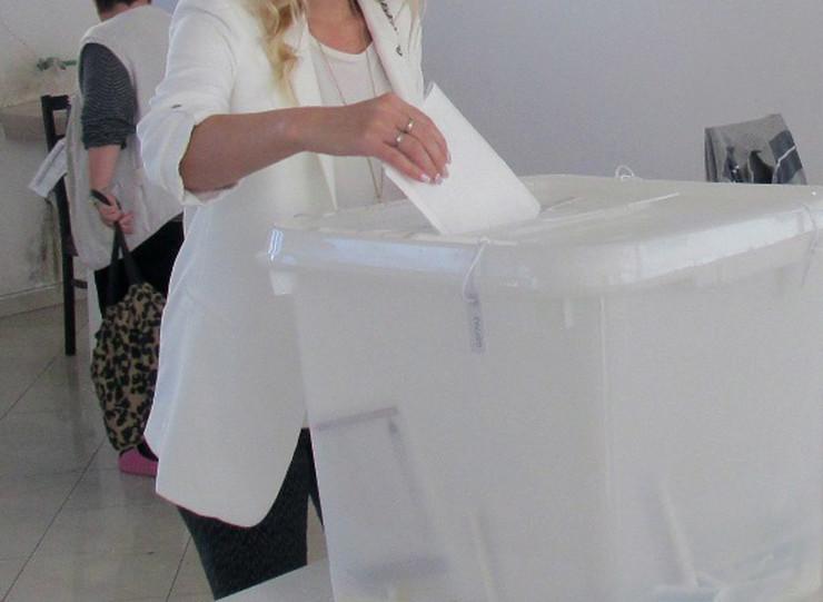glasanje opsti izbori BiH
