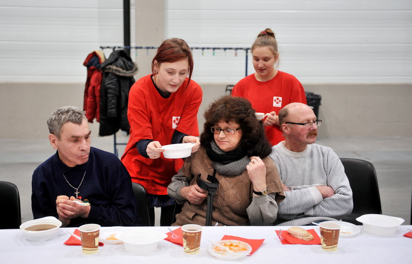 wigilia dla samotnych w Łodzi