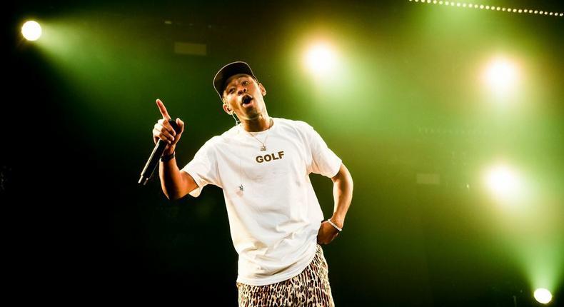 Tyler, the Creator beats DJ Khaled to hit No. 1 with 'Igor'