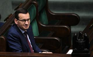 Morawiecki we włoskim dzienniku: Nie można naiwnie wierzyć, że pomoc Rosji czy Chin wynika jedynie z altruistycznych pobudek
