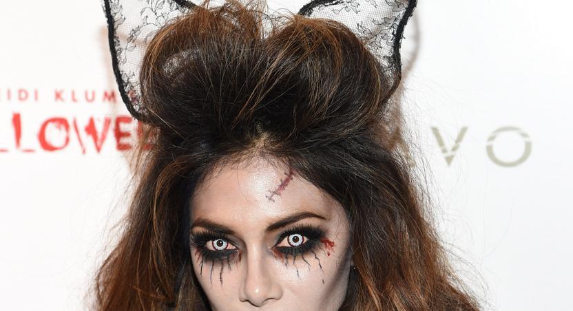 10 crazy Celebrity Halloween costumes in 2015