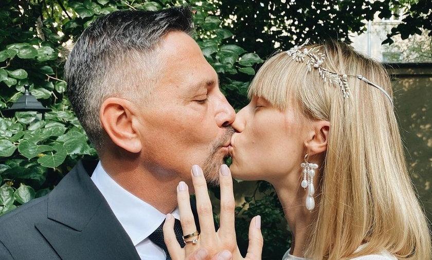 Krzysztof Ibisz po ślubie musiał poddać się rygorowi młodej żony.