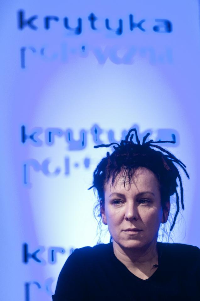 """Olga Tokarczuk """"Prawiek i inne czasy"""", Wydawnictwo Literackie 1996"""