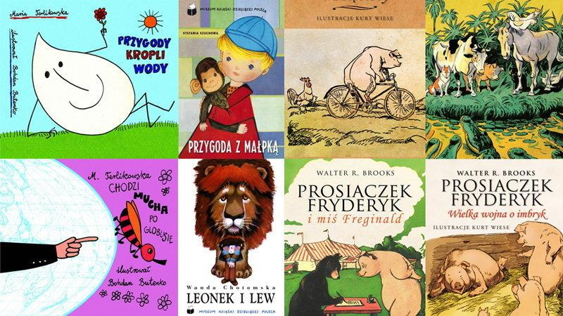 Książki dla dzieci, fot. .