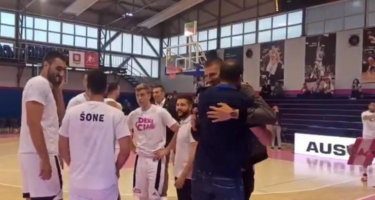 Nikola Jokić stigao u Srbiju