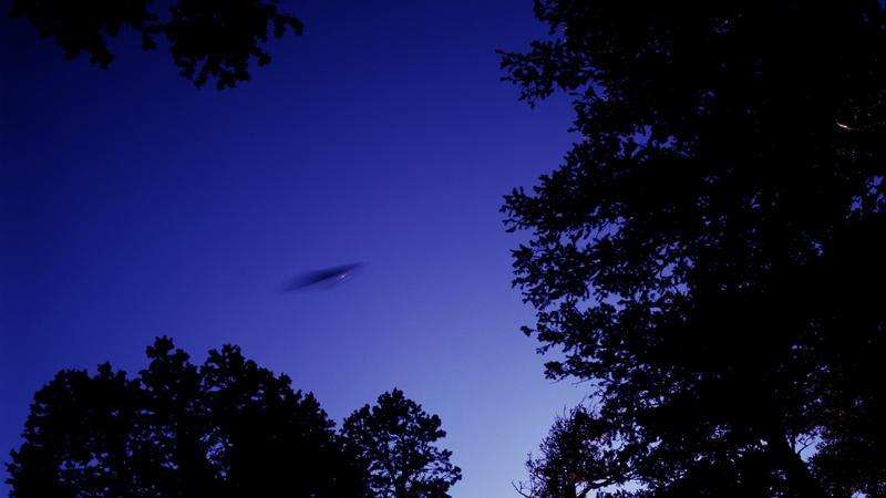 UFO polubiło Polskę