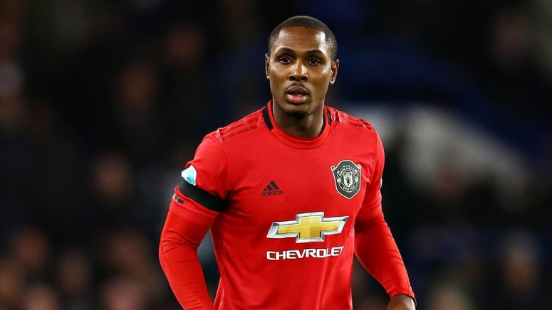 Odion Ighalo had a run with a university women's team which was later resolved after he was recognized as a Manchester United player (Getty Images)