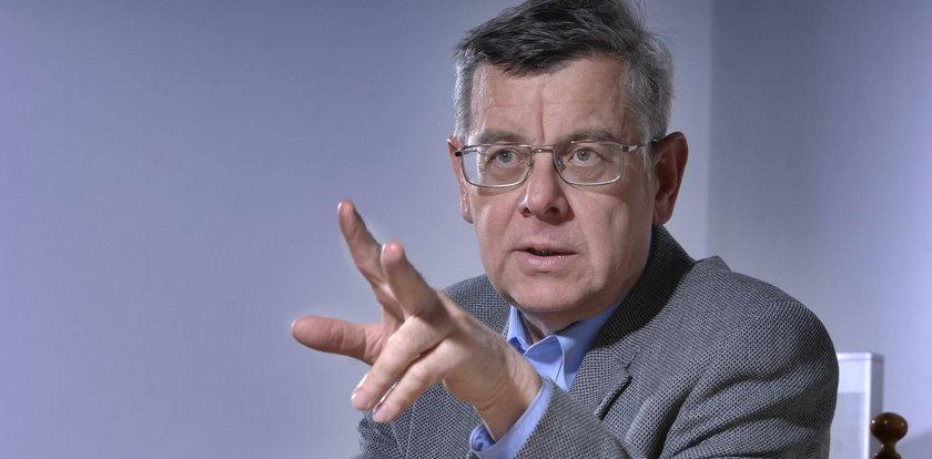 Prof. Tomasz Nałęcz: Tą rozmową też powinna się zająć niezależna komisja [WYWIAD]