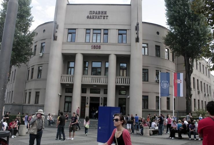 Pravni fakultet u Beogradu
