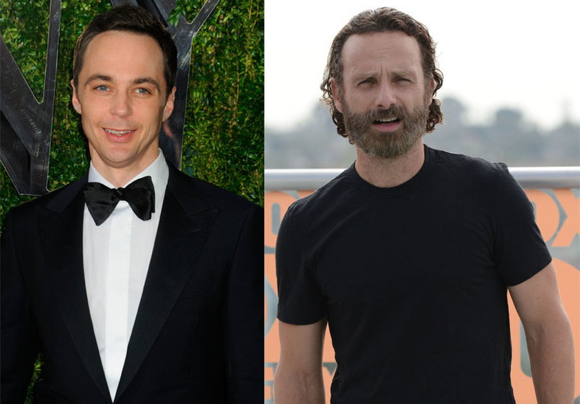 41 lat: Jim Parsons i Andrew Lincoln