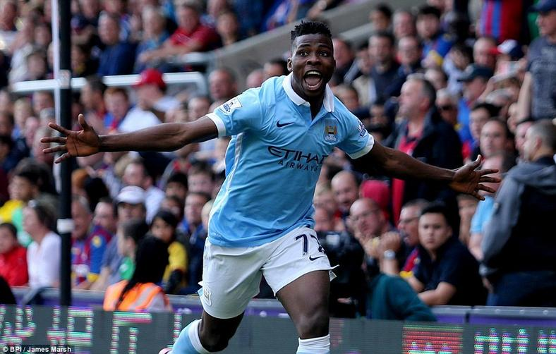 Kelechi Iheanacho was a frequent goalscorer when he was at Manchester City