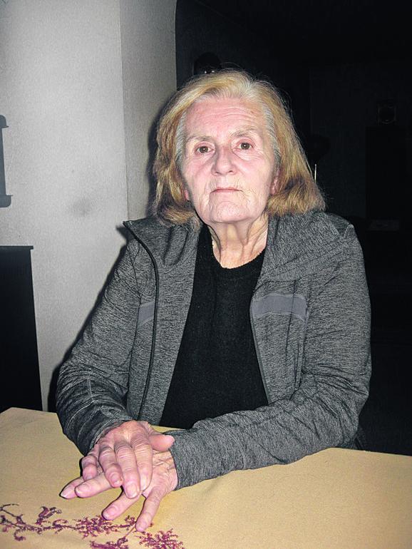 Radmila Brkić, majka Boška Brkića