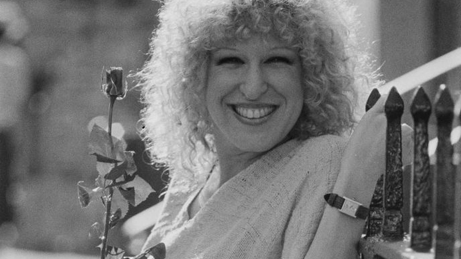 Bette Midler ma 75 lat i nie schodzi ze sceny