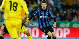 Waldemar Sobota zadebiutował w Club Brugge