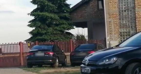 Pred proslavu u Titelu, dom Rodića