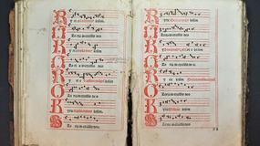 Książnica Cieszyńska zaprezentuje najstarszy mszał wydany w Polsce