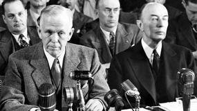 70 lat temu George Marshall przedstawił plan pomocy dla zniszczonej II wojną światową Europy