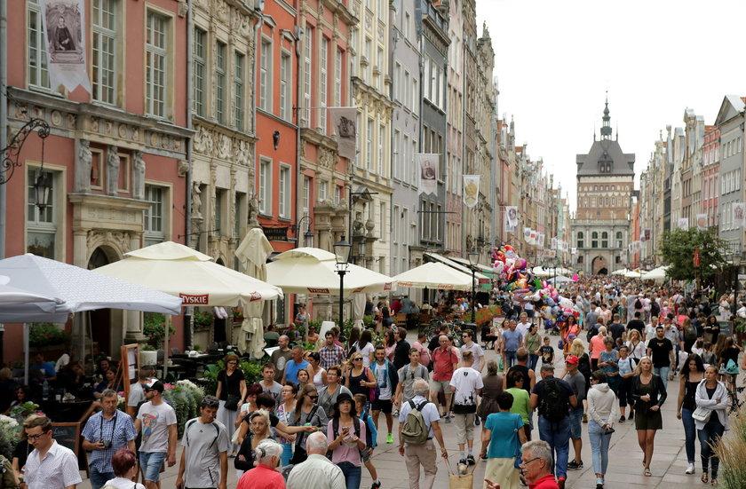 Jarmark św. Dominika w Gdańsku