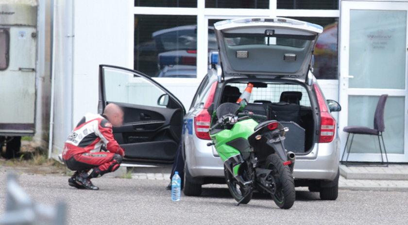 Wypadek podczas nauki jazdy w Kisielinie pod Zieloną Górą