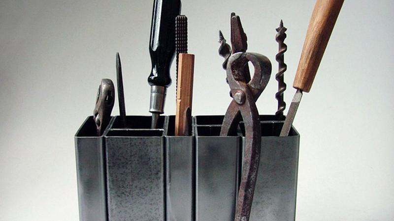 Bałagan w narzędziach? Już nie