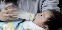 O nie! Mleko z piersi japońskich matek radioaktywne