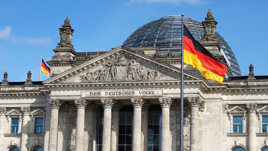 Budynek Bundestagu