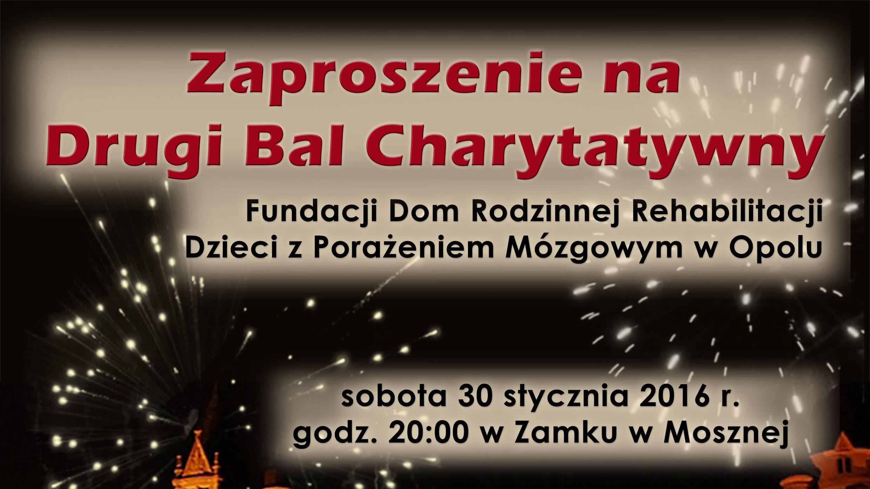 Fundacja Dziękuje Darczyńcom I Zaprasza Na Drugi Bal Charytatywny