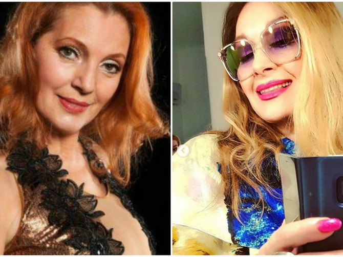 Tanja Bošković i Danica Maksimović