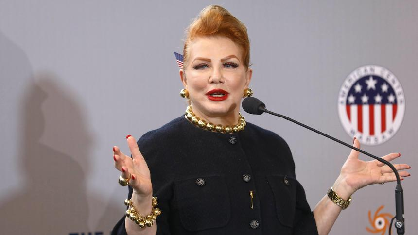 Georgette Mosbacher to ambasador USA w Polsce