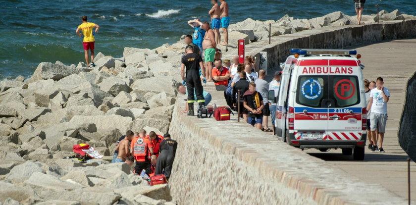 Ich wakacje zamieniły się w koszmar. Troje dzieci utonęło w Bałtyku